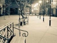 겨울 벤치